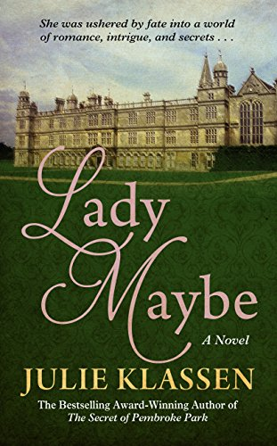 9781410485595: Lady Maybe (Thorndike Press Large Print Christian Fiction)