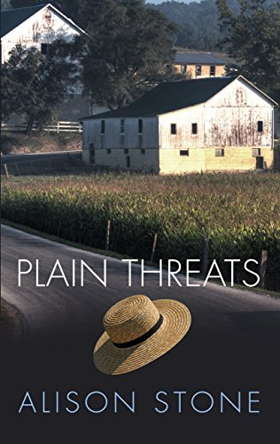 9781410485670: Plain Threats (Thorndike Press Large Print Clean Reads)