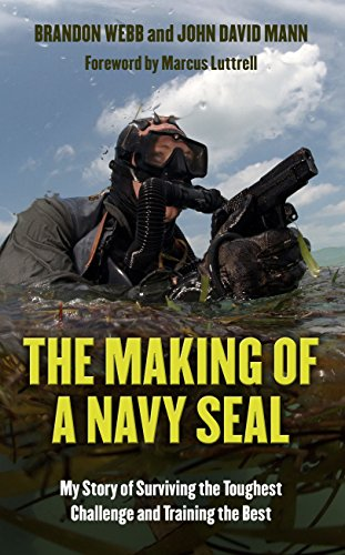 9781410485885: The Making of a Navy Seal: My Story of Surviving the Toughest Challenge and Training the Best (Thorndike Press Large Print Biographies & Memoirs Series)