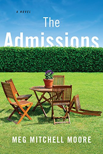 9781410486080: The Admissions (Wheeler Large Print Book Series)