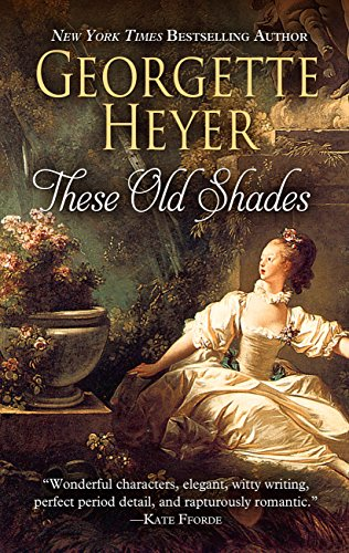 9781410486110: These Old Shades (Thorndike Press Large Print Clean Reads)