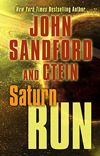9781410486202: Saturn Run (Thorndike Press Large Print Basic Series)