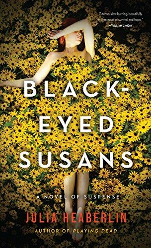 9781410486400: Black-Eyed Susans: A Novel of Suspense (Thorndike Press Large Print Peer Picks)