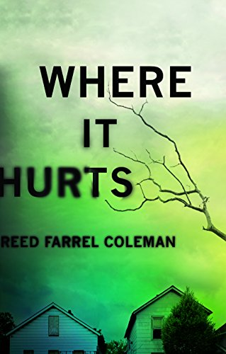 9781410486448: Where It Hurts (Wheeler Large Print Book Series)