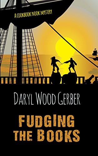 9781410486622: Fudging the Books (A Cookbook Nook Mystery)