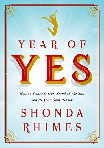 9781410486745: Year of Yes (Thorndike Press Large Print Popular and Narrative Nonfiction)
