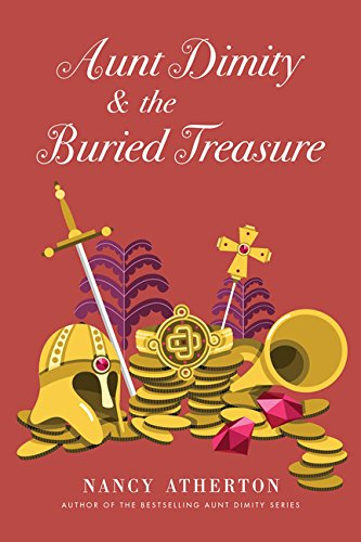 9781410486790: Aunt Dimity and the Buried Treasure (Aunt Dimity: Thorndike Press Large Print Mystery)