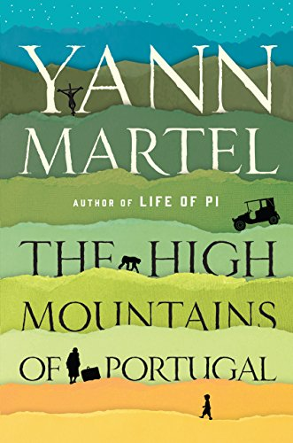 9781410487476: The High Mountains of Portugal (Wheeler Publishing Large Print Hardcover)