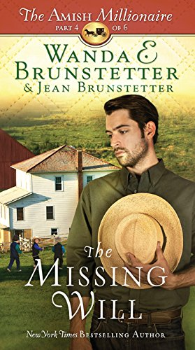 9781410488008: The Missing Will (The Amish Millionaire)