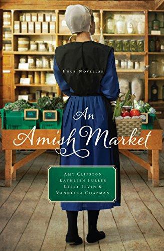 9781410488046: An Amish Market: Four Novellas (Thorndike Press Large Print Christian Fiction)