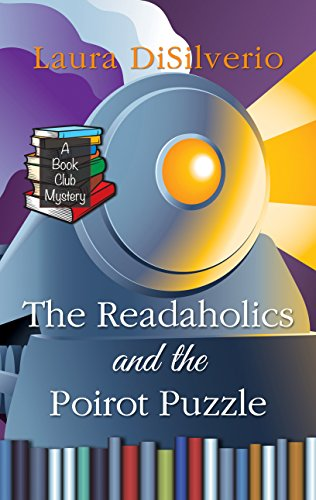 9781410488190: The Readaholics and the Poirot Puzzle (A Book Club Mystery)