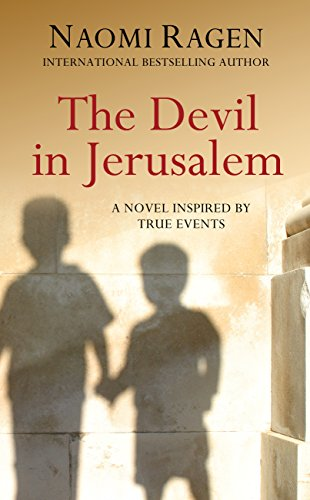 9781410488282: The Devil in Jerusalem (Thorndike Press Large Print Basic)