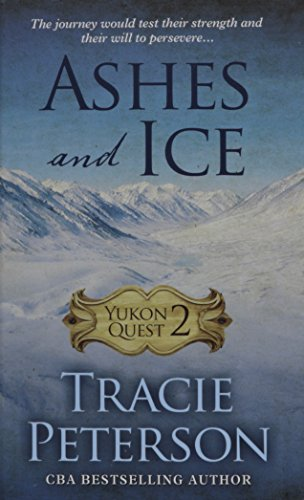 9781410488398: Ashes And Ice (Christian Historical Fiction)