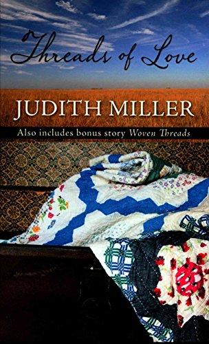Threads Of Love: Includes Bonus Story Of Woven Threads (Thorndike Christian Romances): Judith ...