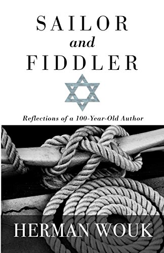 9781410488626: Sailor and Fiddler: Reflections of a 100-Year-Old Author (Thorndike Large Print Lifestyles)