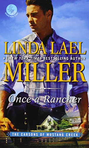 9781410489043: Once a Rancher (The Carsons of Mustang Creek)