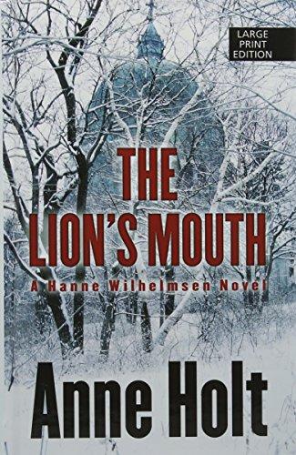9781410489296: The Lions Mouth (Hanne Wilhelmsen Novel)
