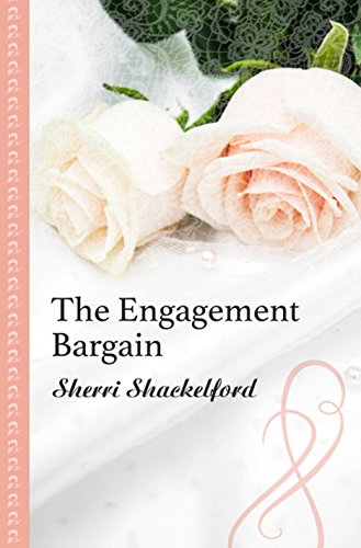 9781410489364: The Engagement Bargain (Thorndike Candlelights)