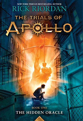9781410489456: The Trials of Apollo, Book One: The Hidden Oracle (Thorndike Press Large Print Literacy Bridge Series)