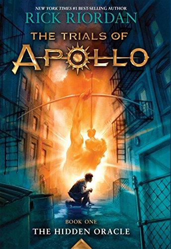 9781410489456: The Trials of Apollo, Book One: The Hidden Oracle (The Trials of Apollo: Thorndike Press Large Print the Literacy Bridge)