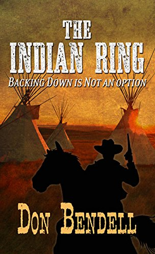 9781410489593: The Indian Ring (Wheeler Western)