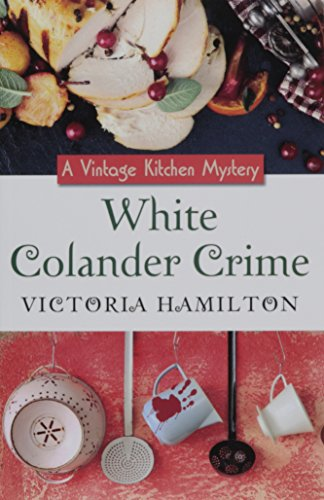 9781410489647: White Colander Crime (Wheeler Cozy Mystery)