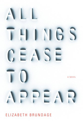 9781410489852: All Things Cease To Appear (Thorndike Thrillers)