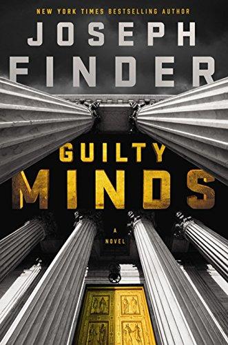 Guilty Minds (Thorndike Press large print basic): Joseph Finder