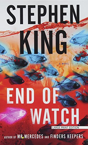 9781410489906: End of Watch (Thorndike Press Large Print Core Series)