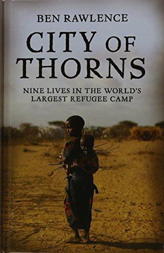 9781410490209: City Of Thorns (Thorndike Core)