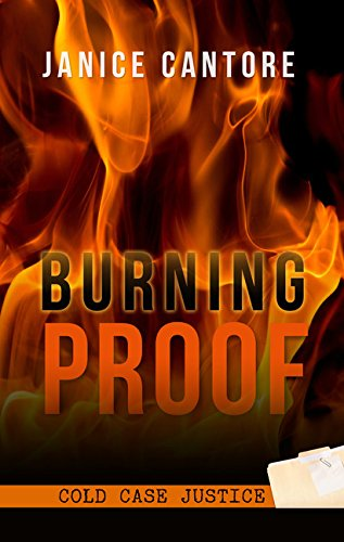 9781410490438: Burning Proof (Cold Case Justice)