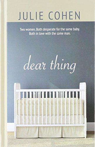 9781410490582: Dear Thing (Thorndike Womens Fiction)
