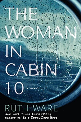 9781410491510: The Woman in Cabin Ten (Thorndike Press Large Print Basic Series)