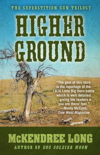 9781410491909: Higher Ground (The Superstition Gun Trilogy)