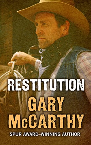 9781410491930: Restitution (Wheeler Large Print Western)