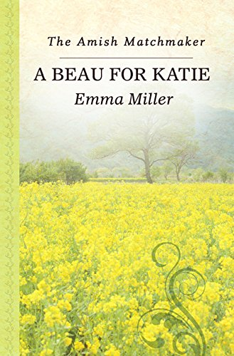 9781410492364: A Beau for Katie (Thorndike Large Print Gentle Romance Series)