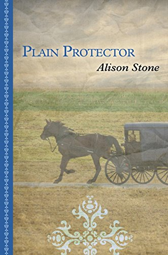 9781410492401: Plain Protector (Thorndike Large Print Gentle Romance Series)