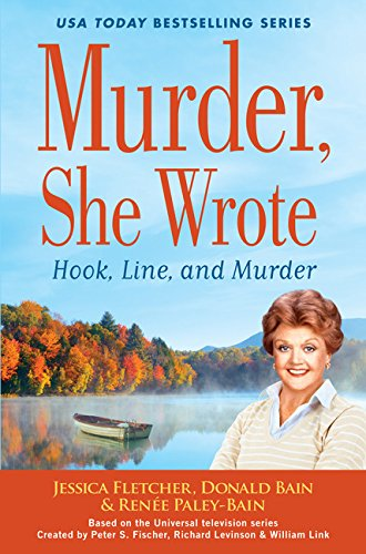 9781410492500: Murder, She Wrote: Hook, Line and Murder