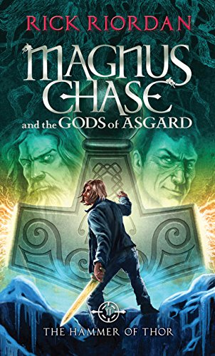 9781410492883: Hammer of Thor (Thorndike Press Large Print Literacy Bridge Series: Magnus Chase and the Gods of Asgard)