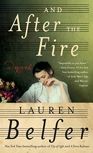 9781410493361: And After The Fire (Thorndike Press Large Print Reviewers Choice)