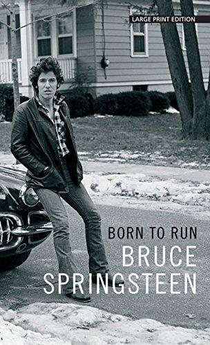 9781410493378: Born to Run (Wheeler Publishing Large Print Hardcover)