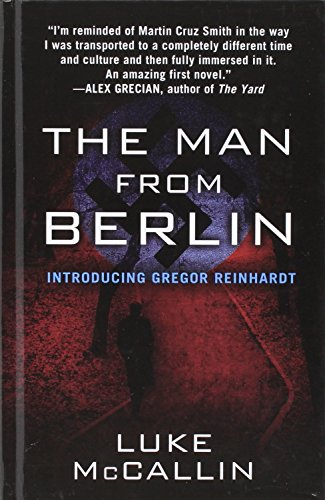 9781410493590: The Man from Berlin (Gregor Reinhardt)