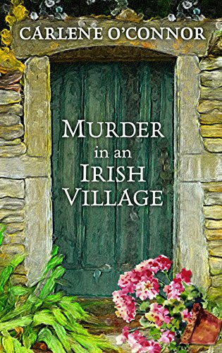 9781410493675: Murder In An Irish Village (Thorndike Press large print mystery)