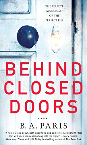 9781410493996: Behind Closed Doors (Wheeler Large Print Book Series)