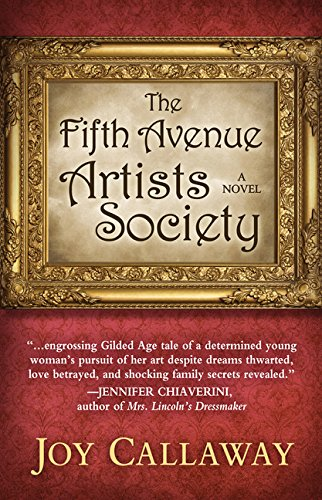 9781410494078: The Fifth Avenue Artists Society (Thorndike Press Large Print Historical Fiction)