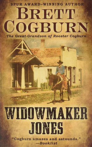9781410494139: Widowmaker Jones (Wheeler Large Print Western)