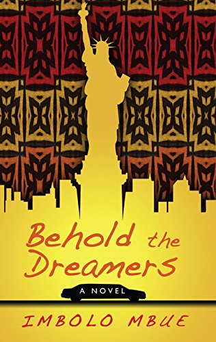 9781410494412: Behold the Dreamers (Oprah's Book Club) (Thorndike Press Large Print Reviewers' Choice)
