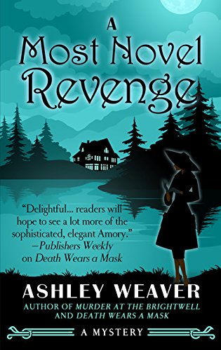 9781410494443: A Most Novel Revenge (Thorndike Press Large Print Mystery Series)