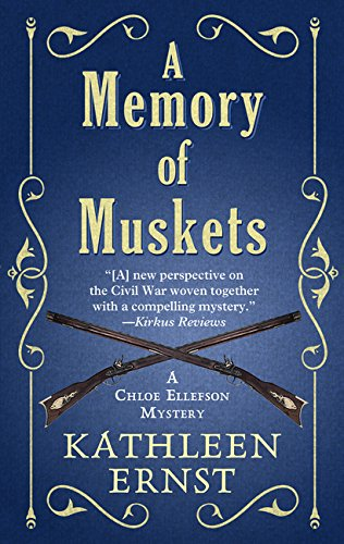 9781410495211: A Memory of Muskets (A Chloe Ellefson Mystery)