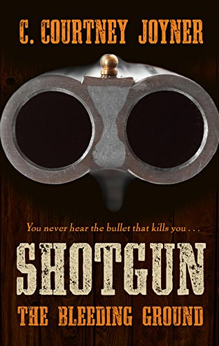 9781410495471: Shotgun: The Bleeding Ground (Thorndike Large Print Western Series)